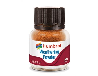 Humbrol - Weathering Powder Rust