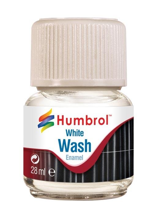 Humbrol - Enamel Wash White (28ml)