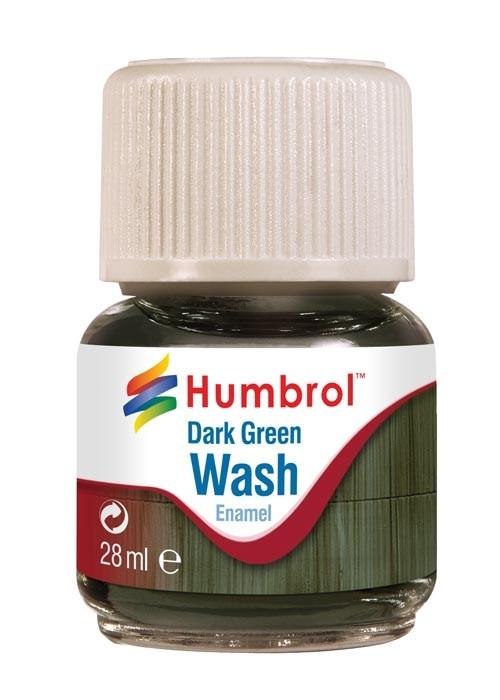 Enamel Wash Dark Green (28ml)