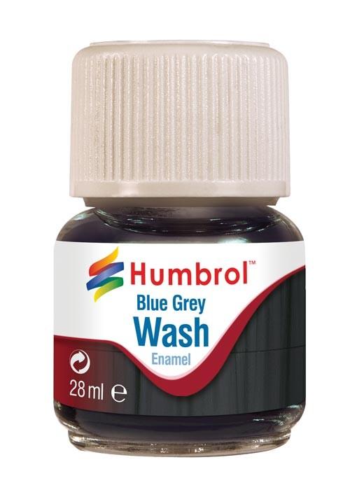 Humbrol - Enamel Wash Blue Grey (28ml)