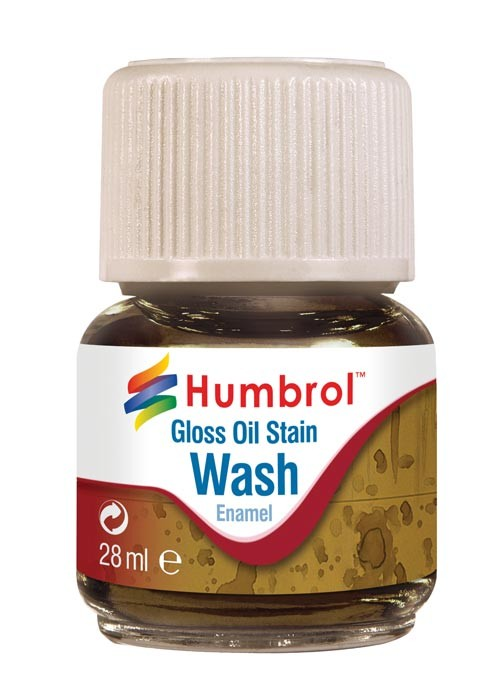 Gloss Oil Stain Wash Enamel (28ml)