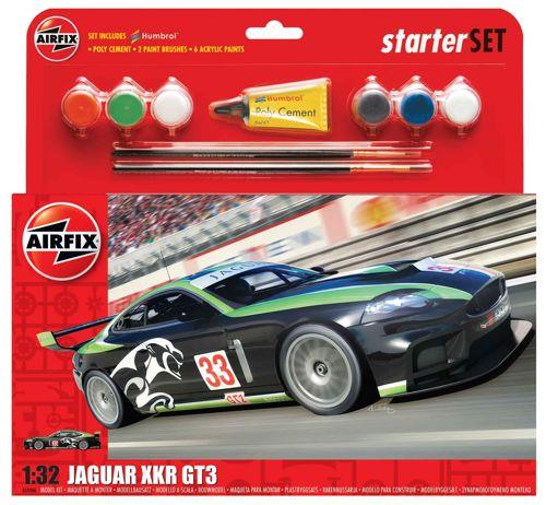 Jaguar XKR GT3 Starter set 1/32