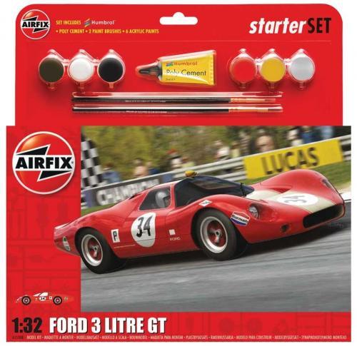 Ford 3 Litre GT Starter Set 1/32
