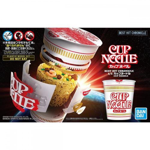 BEST HIT CHRONICLE Cup Noodles