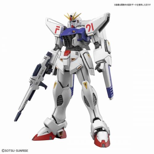 MG Gundam F91 Ver.2.0