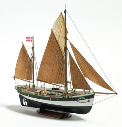 Dana Fishingboat 1/60