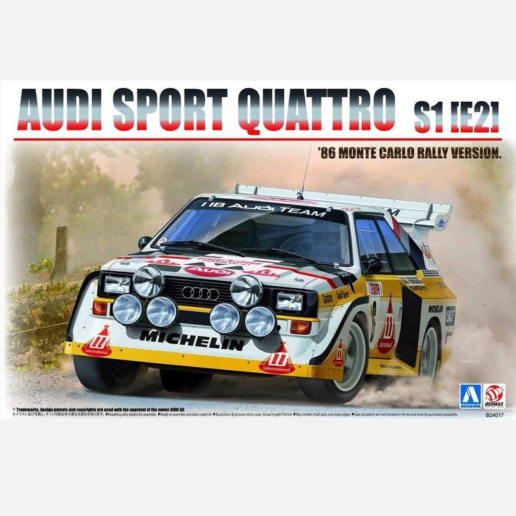 Audi Sport Quattro S1 [E2] 1/24