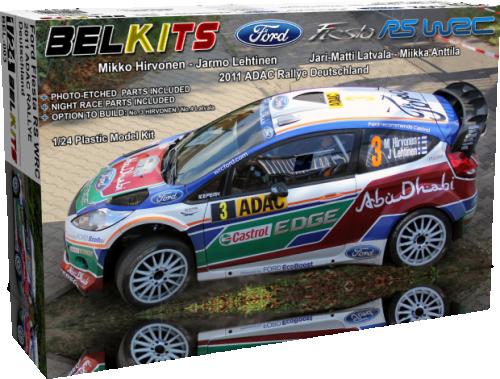 Belkits - Ford Fiesta RS WRC