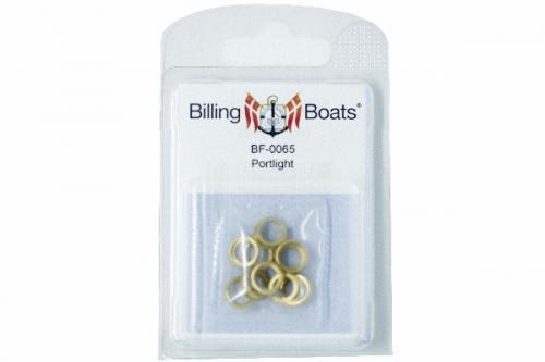 Båtfönster 8 mm 10st