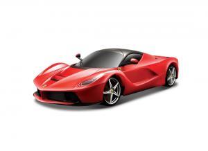 La Ferrari, red 1/18