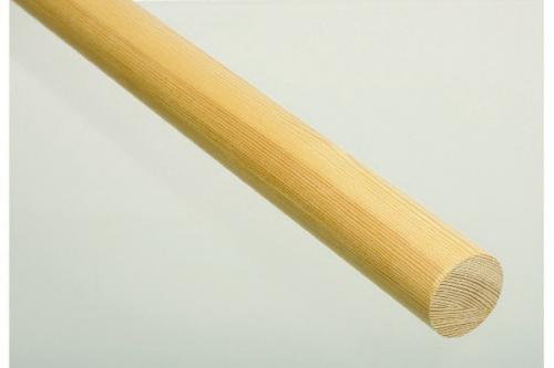 Rundstav 10-pack pinewood 16X1000mm