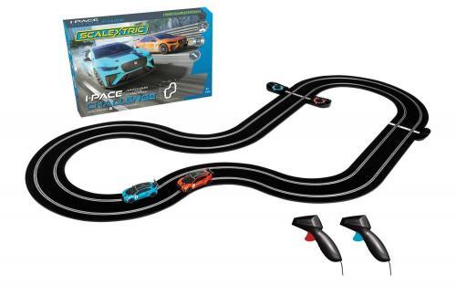 I-Pace Challenge (2 x Jaguar I-Pace)