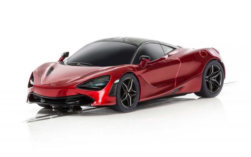 McLaren 720S Memphis Red