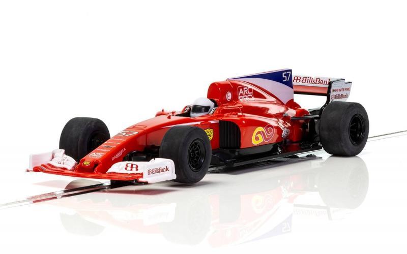 Red Stallion F1 Car