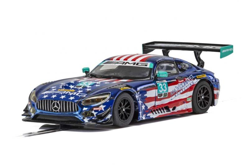 Mercedes AMG GT3, Riley Motorsports Team