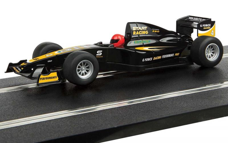 START F1 RACING CAR – 'G FORCE RACING' 1/32