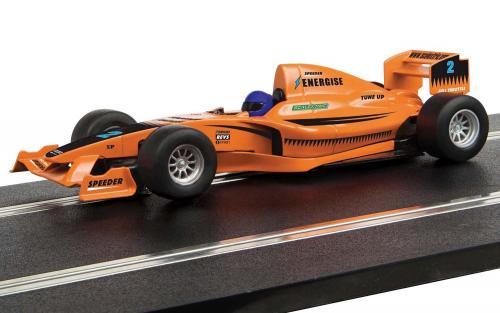 Start F1 Racing Car – 'Team Full Throttle 1/32