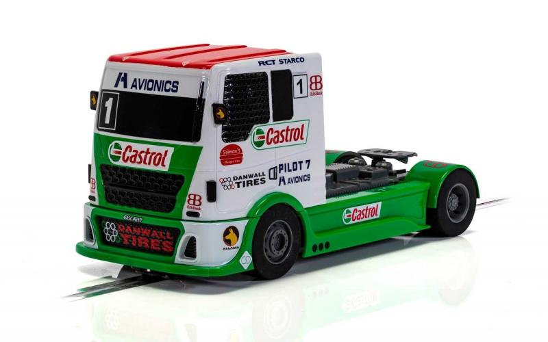 Racing Truck - Castrol