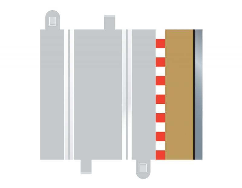 Half Straight Borders 175mm x 4