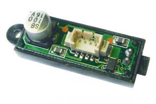 DIGITAL EASY FIT PLUG FOR SINGLE SEAT CARS 4.KVART