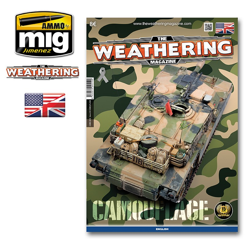 Issue 20 - Camouflage (English)