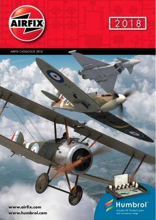 Airfix & Humbrol Katalog 2018