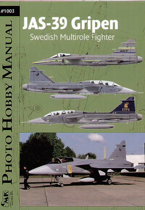 Saab JAS-39C Gripen Multirole Fighter