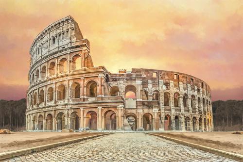 THE COLOSSEUM : WORLD ARCHITECTURE 1/500