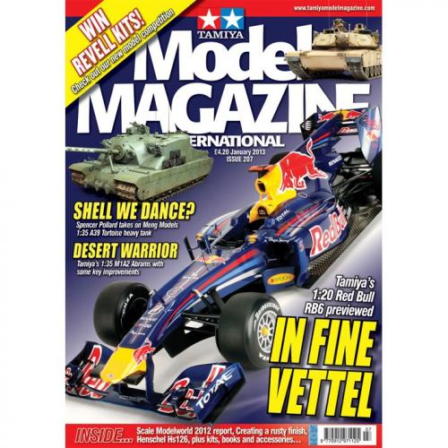 Issue 207 – January 2013