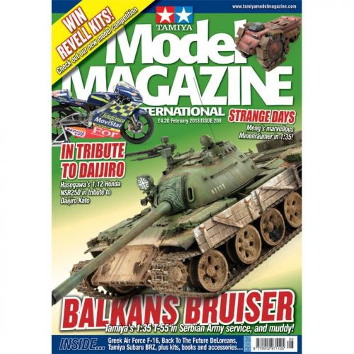 Issue 208 – February 2013