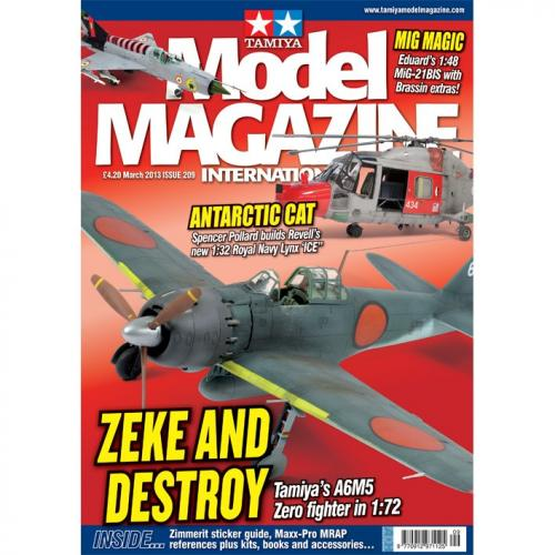 Issue 209 – March 2013
