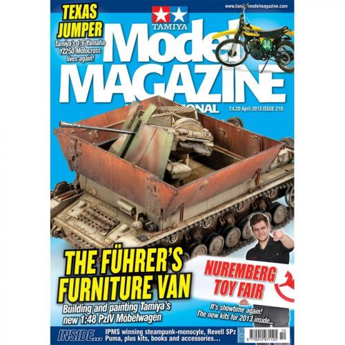 Issue 210 – April 2013