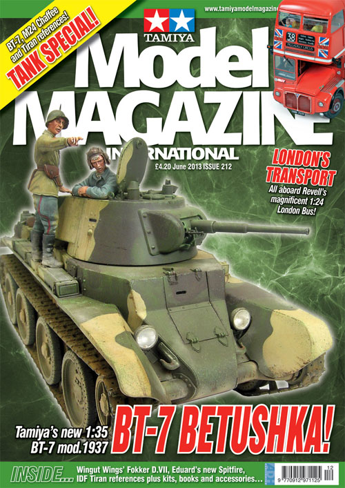 Issue 212 – June 2013