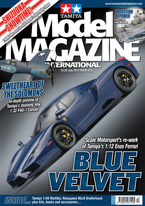 Issue 213 – July 2013