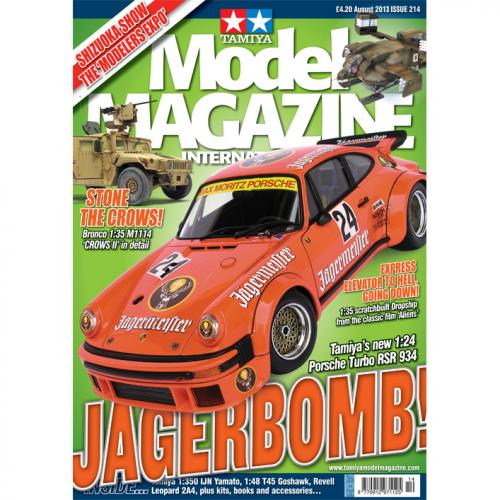 Issue 214 – August 2013