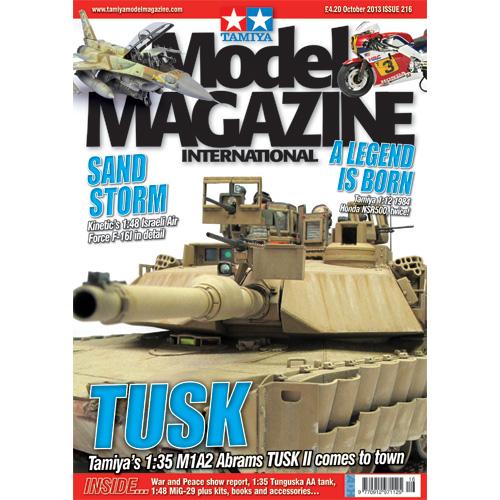 Issue 216 – October 2013