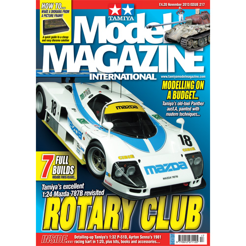 Issue 217 – November 2013