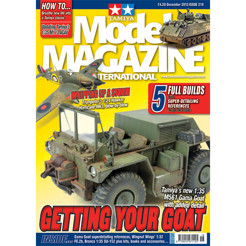 Issue 218 – December 2013