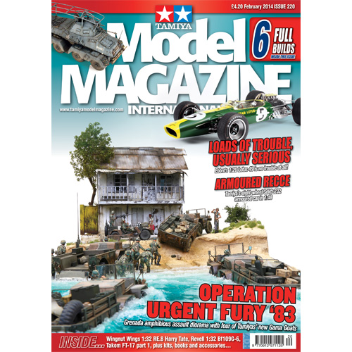 Issue 220 – February 2014