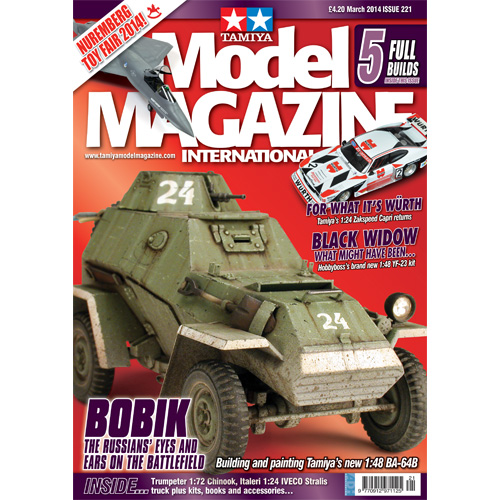 Issue 221 – March 2014