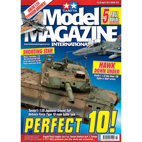 Issue 222 – April 2014