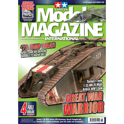 Issue 226 – Aug 2014