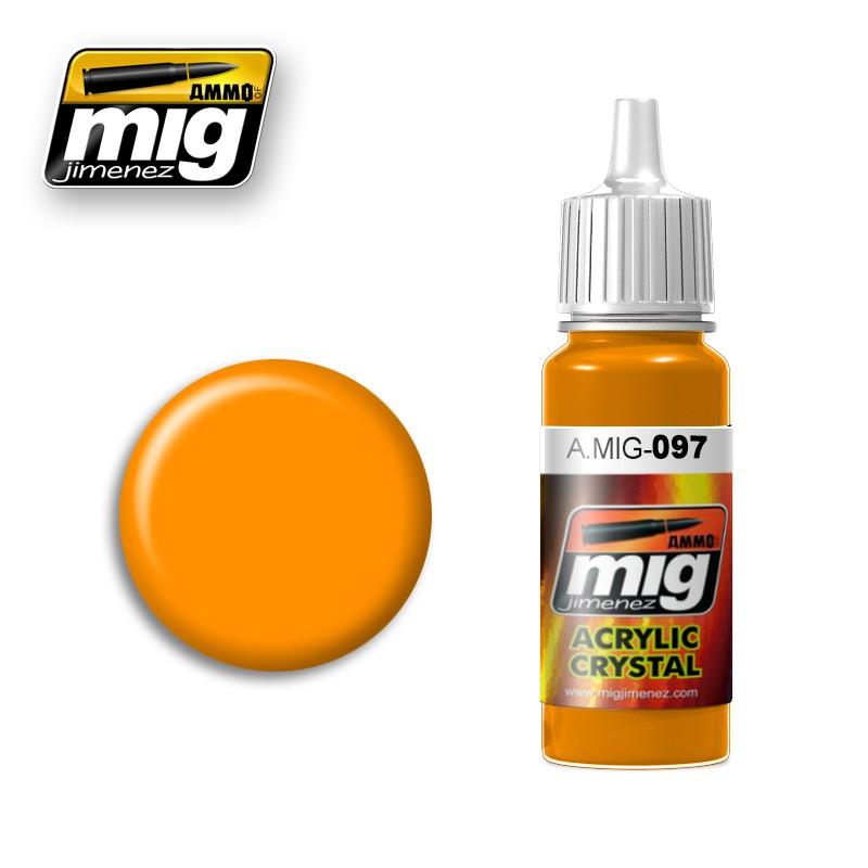Ammo of Mig - CRYSTAL ORANGE