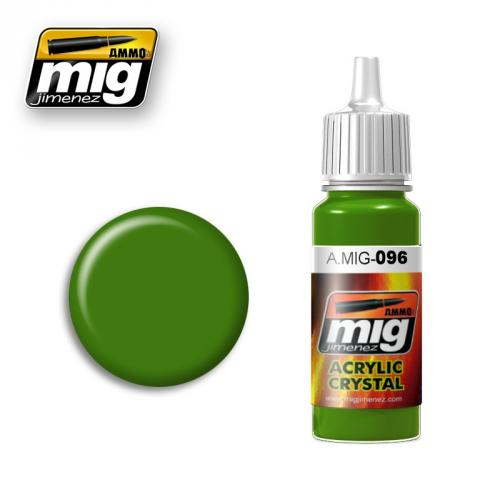 Ammo of Mig - CRYSTAL PERISCOPE GREEN