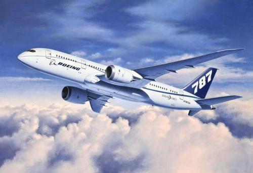 Boeing 787-8 'Dreamliner' 1/144