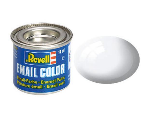 White, gloss RAL 9010