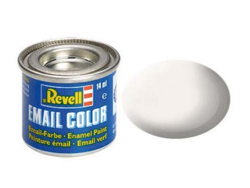 White, mat RAL 9001