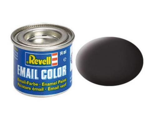 Tar black, mat RAL 9021