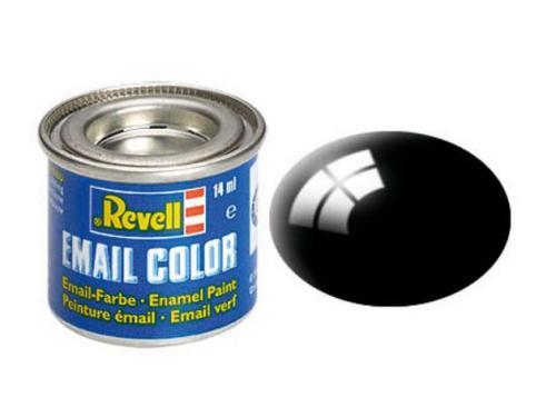 Black, gloss RAL 9005