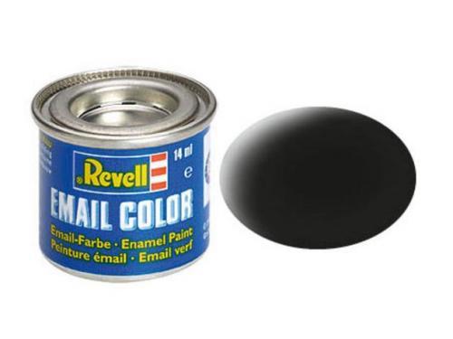 Black, mat RAL 9011